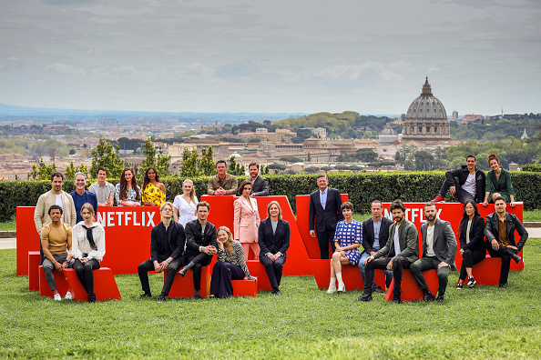Franco Origlia「Netflix See What's Next Event In Rome」:写真・画像(1)[壁紙.com]
