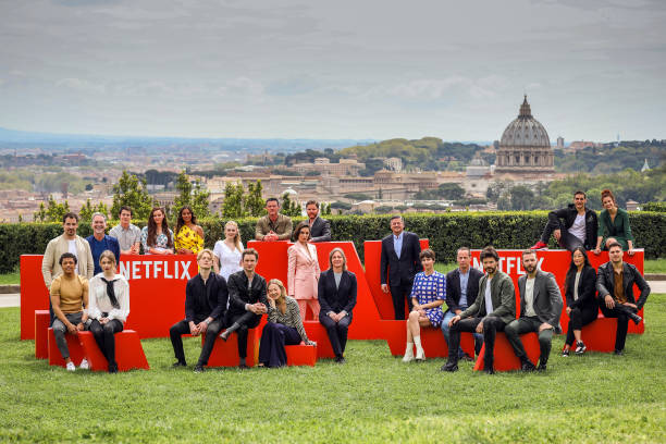 Netflix See What's Next Event In Rome:ニュース(壁紙.com)
