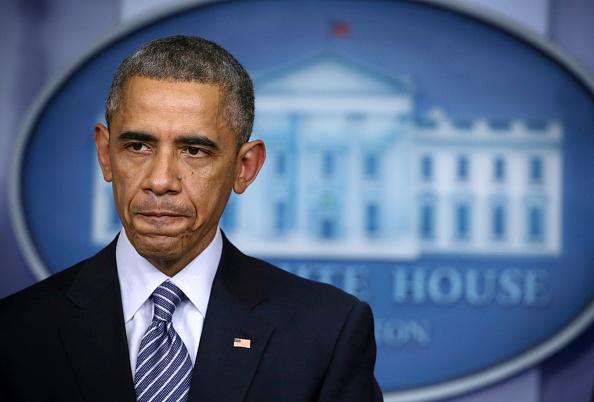 Decisions「President Obama Makes Statement On Grand Jury Decision On Ferguson Shooting」:写真・画像(8)[壁紙.com]