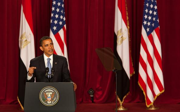 Cairo「President Barack Obama Makes Key Speech In Cairo」:写真・画像(7)[壁紙.com]