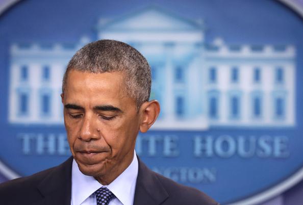 フロリダ州オーランド「President Obama Makes Statement On Mass Shooting In Orlando At White House」:写真・画像(4)[壁紙.com]