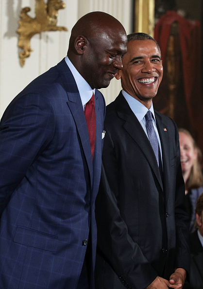 NBA「Obama Honors 21 Americans With Presidential Medal Of Freedom」:写真・画像(16)[壁紙.com]