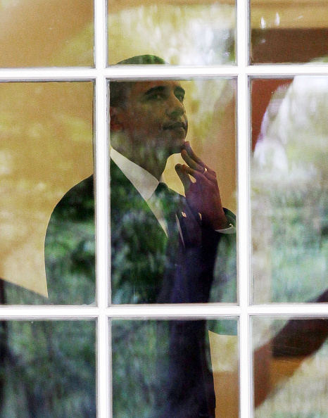 Small Office「Obama Hosts Award-Winning Small Business Owners In Rose Garden」:写真・画像(13)[壁紙.com]
