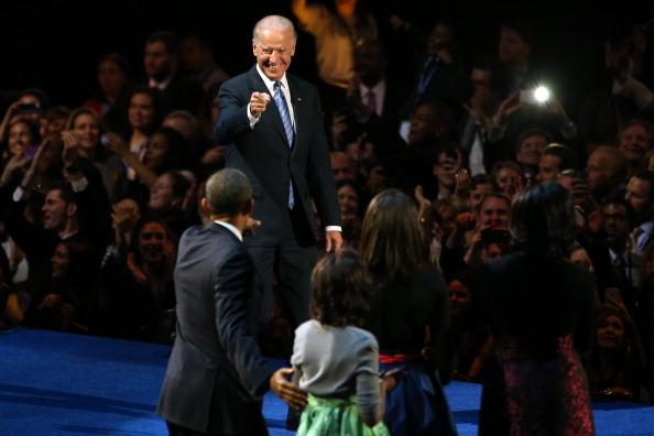 Success「President Obama Holds Election Night Event In Chicago」:写真・画像(14)[壁紙.com]