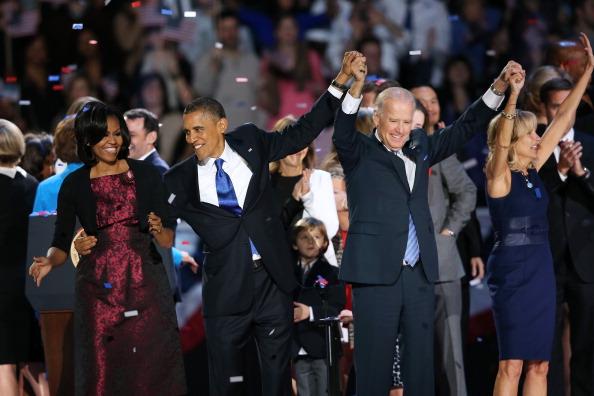 Success「President Obama Holds Election Night Event In Chicago」:写真・画像(19)[壁紙.com]