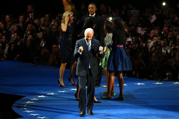 Success「President Obama Holds Election Night Event In Chicago」:写真・画像(18)[壁紙.com]