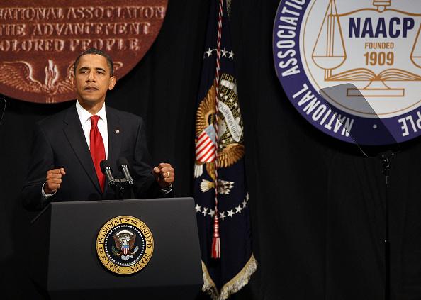 NAACP「President Obama Addresses NAACP Centennial Convention」:写真・画像(8)[壁紙.com]