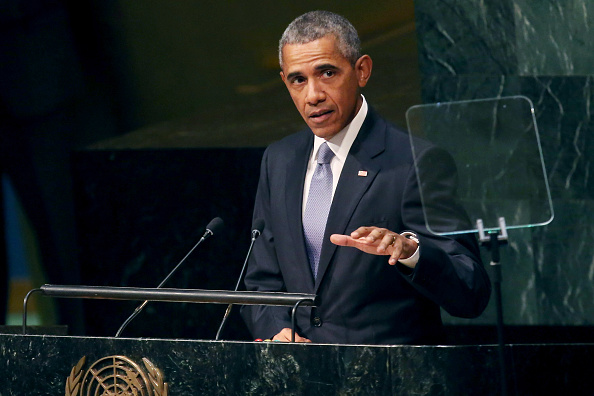 United Nations Building「President Obama Attends Annual UN General Assembly」:写真・画像(19)[壁紙.com]