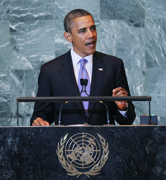Georgia - US State「World Leaders Attend 66th United Nations General Assembly」:写真・画像(17)[壁紙.com]