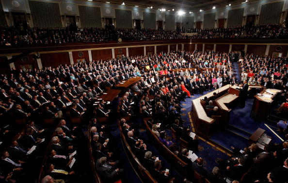 Joint Session of Congress「President Addresses Joint Session Of Congress On Health Care」:写真・画像(18)[壁紙.com]