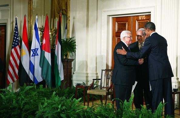 Alex Wong「Obama, Mideast Leaders Deliver Statements On Peace Process」:写真・画像(13)[壁紙.com]