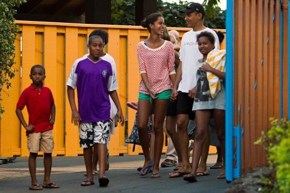 Hanauma Bay「President Obama And Family Spend Holidays In Hawaii」:写真・画像(16)[壁紙.com]
