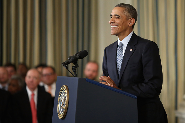 Politics and Government「President Obama Announces John King Jr. As Education Secretary During News Conference」:写真・画像(1)[壁紙.com]
