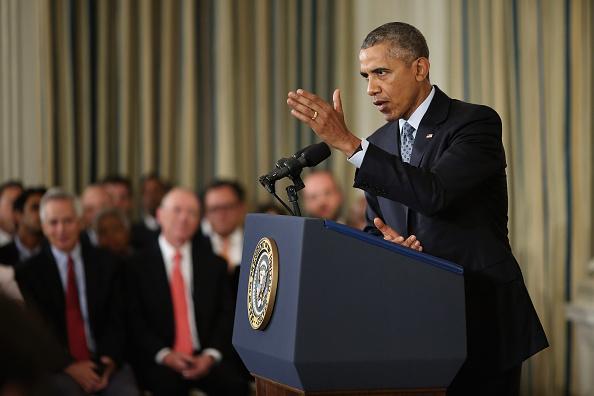 Politics and Government「President Obama Announces John King Jr. As Education Secretary During News Conference」:写真・画像(0)[壁紙.com]