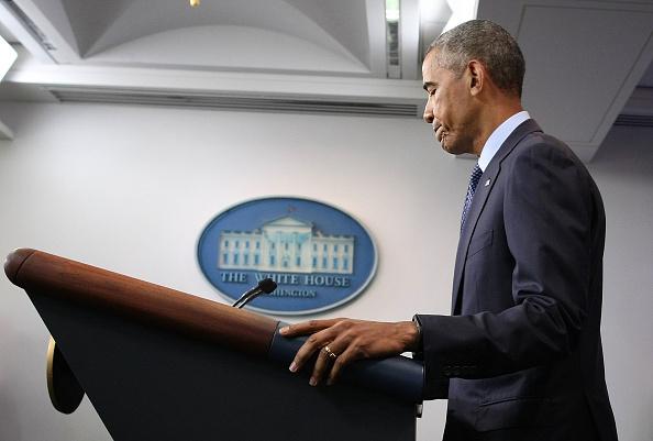 フロリダ州オーランド「President Obama Makes Statement On Mass Shooting In Orlando At White House」:写真・画像(3)[壁紙.com]