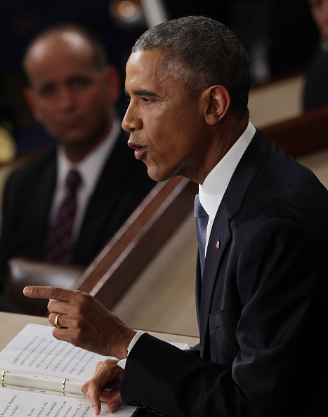 Alex Wong「President Obama Delivers State Of The Union Address」:写真・画像(17)[壁紙.com]