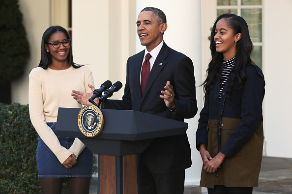 Daughter「President Obama Pardons National Thanksgiving Turkey」:写真・画像(17)[壁紙.com]