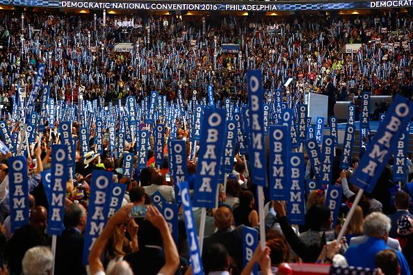 Aaron P「Democratic National Convention: Day Three」:写真・画像(3)[壁紙.com]