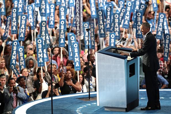 Democratic National Convention 2016「Democratic National Convention: Day Three」:写真・画像(11)[壁紙.com]