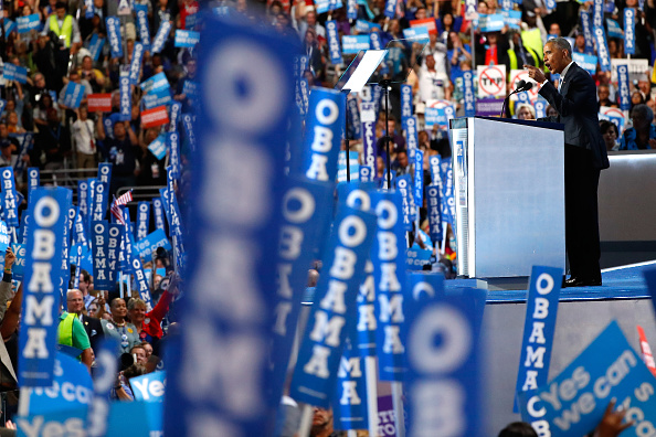 Aaron P「Democratic National Convention: Day Three」:写真・画像(6)[壁紙.com]