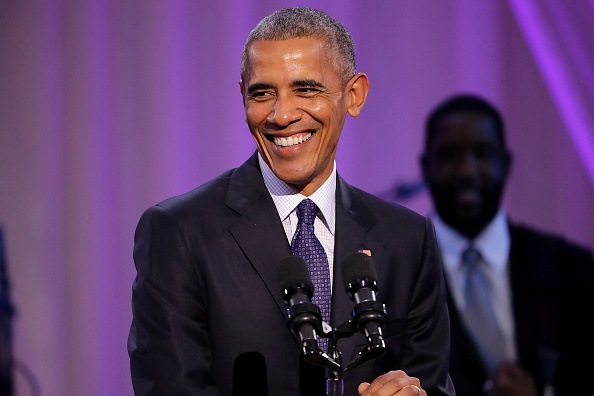 Happiness「President Obama And First Lady Speak At BET Event At The White House」:写真・画像(8)[壁紙.com]
