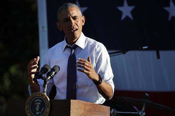 Florida - US State「President Obama Addresses Lawmakers At The Congressional Picnic At The White House」:写真・画像(2)[壁紙.com]