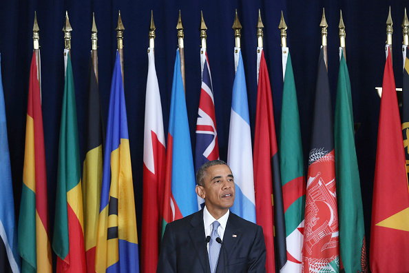 United Nations「President Obama Attends Annual UN General Assembly」:写真・画像(10)[壁紙.com]