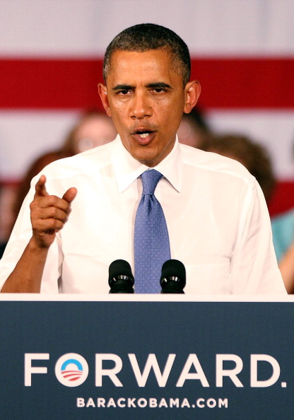 Florida - US State「Obama Delivers Remarks In West Palm Beach As Part Of 2-Day FL Campaign Swing」:写真・画像(9)[壁紙.com]