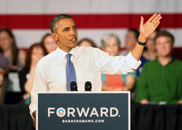 Florida - US State「Obama Delivers Remarks In West Palm Beach As Part Of 2-Day FL Campaign Swing」:写真・画像(15)[壁紙.com]