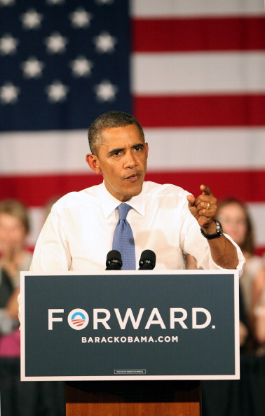 Florida - US State「Obama Delivers Remarks In West Palm Beach As Part Of 2-Day FL Campaign Swing」:写真・画像(11)[壁紙.com]