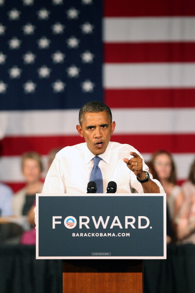 Florida - US State「Obama Delivers Remarks In West Palm Beach As Part Of 2-Day FL Campaign Swing」:写真・画像(18)[壁紙.com]
