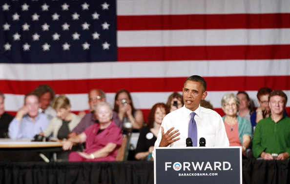 Florida - US State「Obama Delivers Remarks In West Palm Beach As Part Of 2-Day FL Campaign Swing」:写真・画像(16)[壁紙.com]