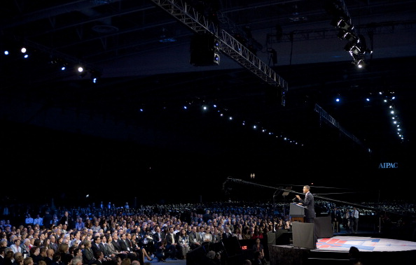 Joshua Roberts「Obama Speaks At AIPAC Policy Conference 2011」:写真・画像(19)[壁紙.com]