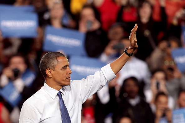 Florida - US State「Obama Rallies Supporters In Battleground State Of Nevada」:写真・画像(17)[壁紙.com]