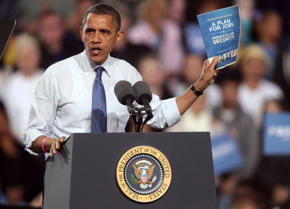 Florida - US State「Obama Rallies Supporters In Battleground State Of Nevada」:写真・画像(7)[壁紙.com]