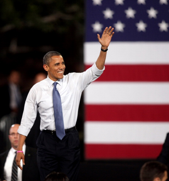 Florida - US State「Obama Rallies Supporters In Battleground State Of Nevada」:写真・画像(13)[壁紙.com]