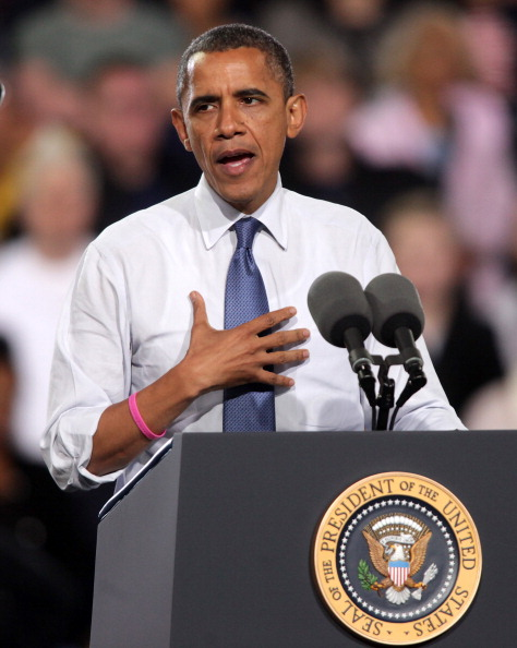 Florida - US State「Obama Rallies Supporters In Battleground State Of Nevada」:写真・画像(6)[壁紙.com]