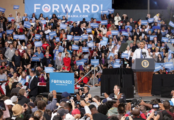 Florida - US State「Obama Rallies Supporters In Battleground State Of Nevada」:写真・画像(16)[壁紙.com]