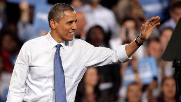 Florida - US State「Obama Rallies Supporters In Battleground State Of Nevada」:写真・画像(9)[壁紙.com]