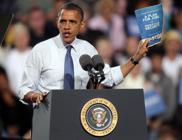 Florida - US State「Obama Rallies Supporters In Battleground State Of Nevada」:写真・画像(1)[壁紙.com]