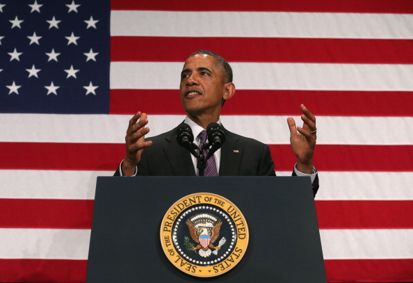 Environmental Conservation「Obama Speaks At League Of Conservation Voters Capital Dinner」:写真・画像(3)[壁紙.com]
