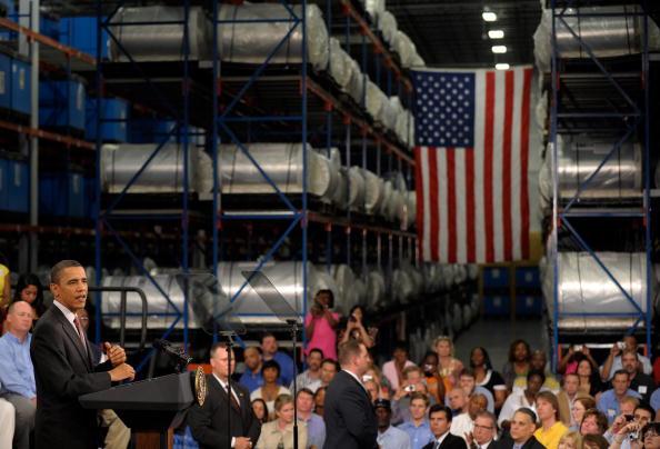 Lithium「Obama Tours NC Manufacturing Facility, Discusses Economy」:写真・画像(1)[壁紙.com]