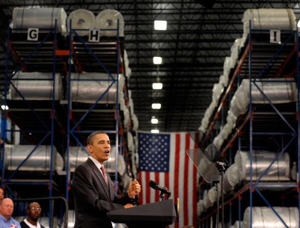 Lithium「Obama Tours NC Manufacturing Facility, Discusses Economy」:写真・画像(2)[壁紙.com]