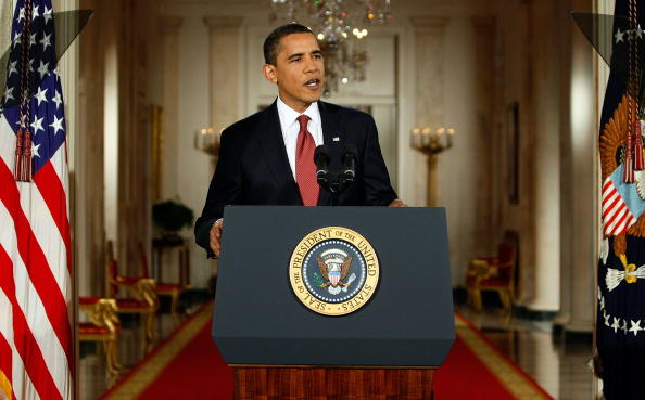 Conference - Event「Obama Holds First White House Press Conference」:写真・画像(15)[壁紙.com]