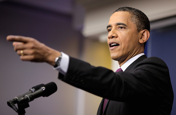 Super Tuesday「President Obama Holds A News Conference At The White House」:写真・画像(10)[壁紙.com]