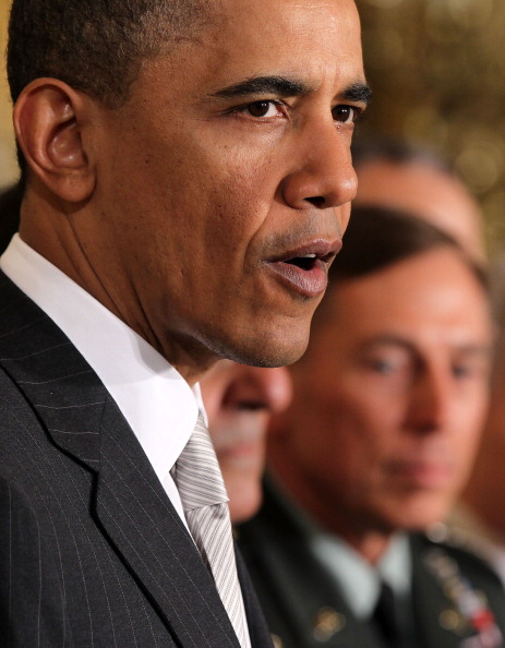 East Room「President Obama Makes Administration Personel Announcements」:写真・画像(19)[壁紙.com]