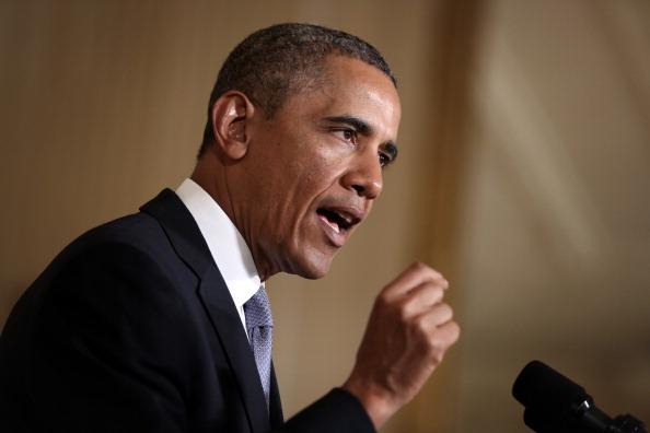 East Room「President Obama Delivers Remarks On Emergency Unemployment Insurance」:写真・画像(14)[壁紙.com]