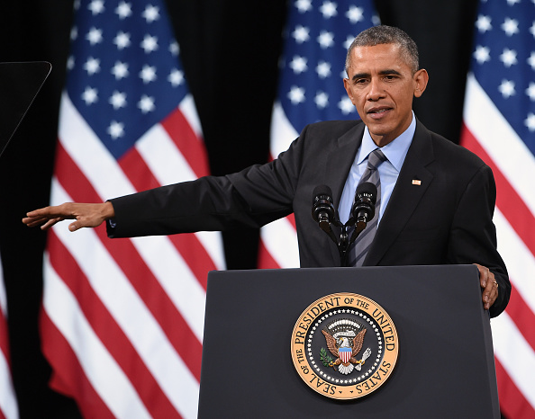 Strategy「Obama Discusses His Immigration Plan At Visit To Las Vegas High School」:写真・画像(13)[壁紙.com]