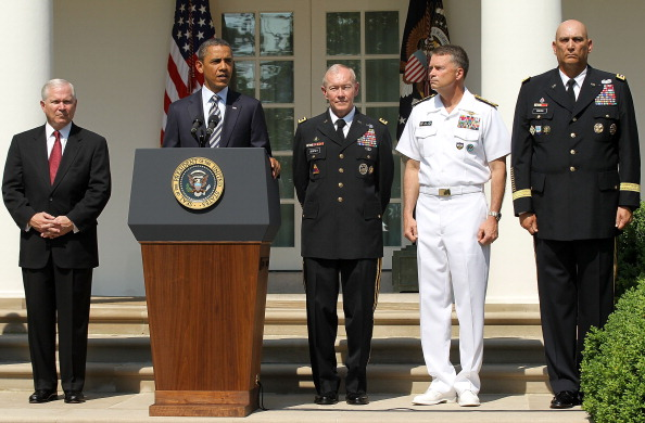 United States Department of Defense「Obama Names Chairman Of Joint Chiefs Of Staff」:写真・画像(7)[壁紙.com]
