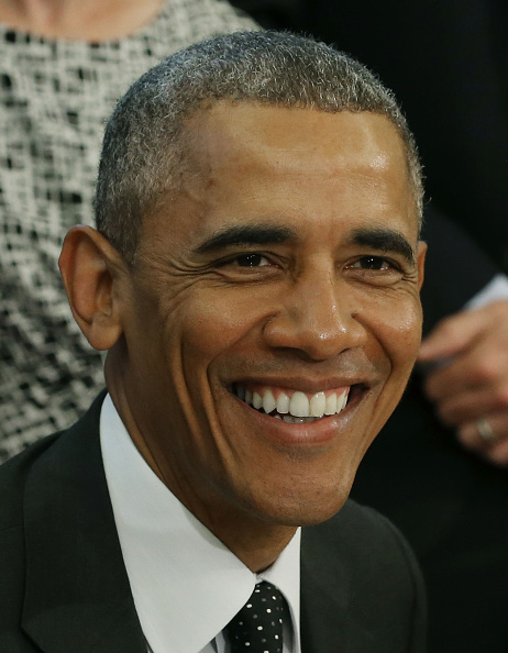 Smiling「President Obama Signs Extension Of National Wildlife Area Act」:写真・画像(15)[壁紙.com]